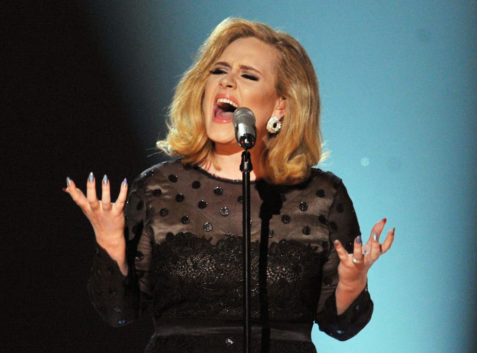"""The Republican frontrunner has consistently played Adele's smash hit """"Rolling In The Deep"""""""