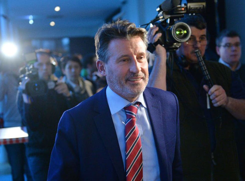 Sebastian Coe, the IAAF president, was in the spotlight again when Wada released part two of its document into widespread corruption in athletics