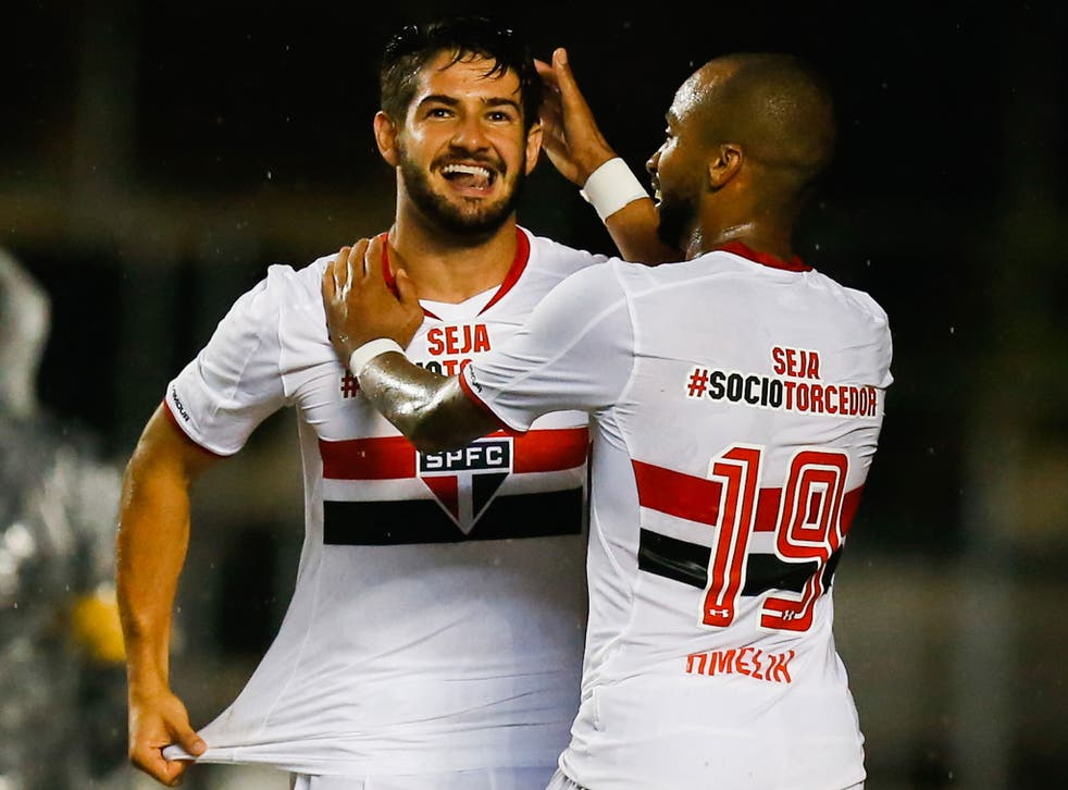 Corinthians striker Alexandre Pato is being linked with a move to Chelsea