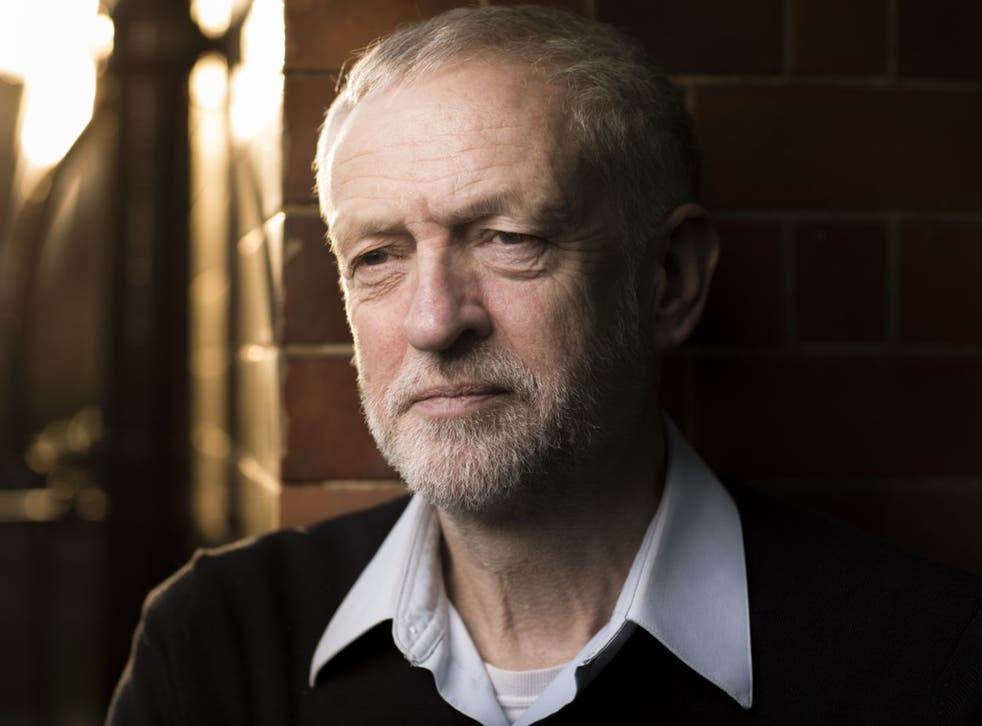 """Jeremy Corbyn says he """"cannot see circumstances where you could use"""" nuclear weapons"""