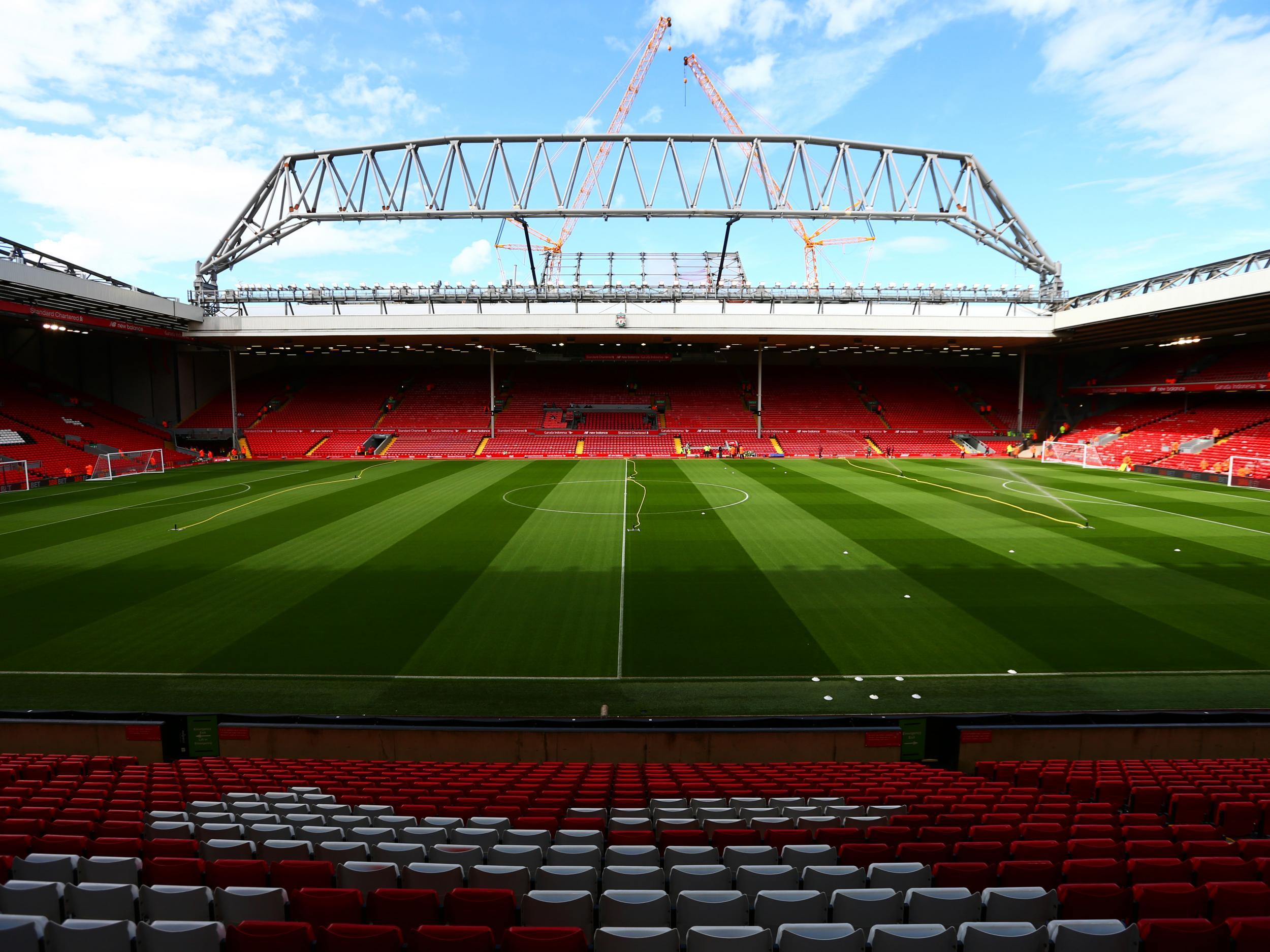Liverpool New Ground Design