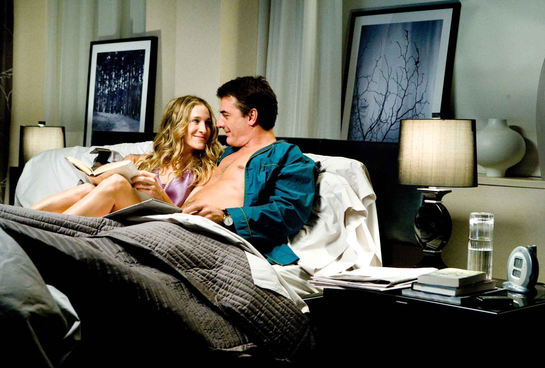 Sex and the city movie mr big