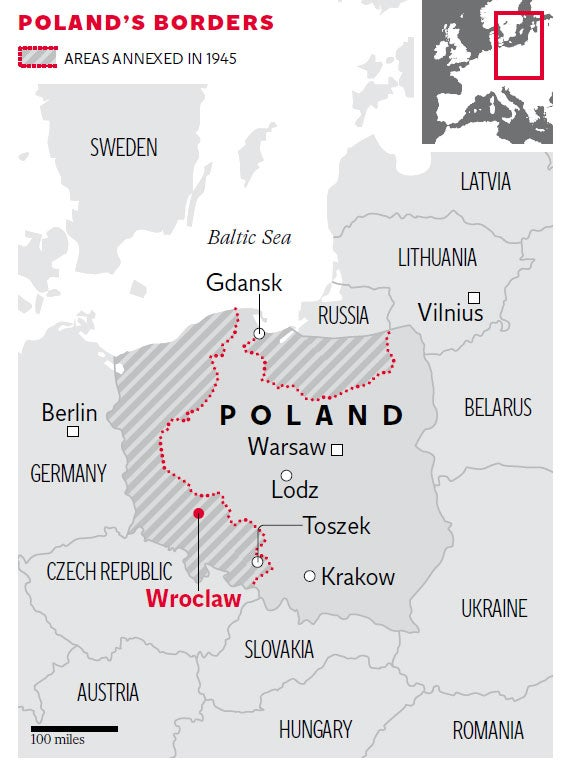 Wroclaw How The Former German City Became A Testing Ground For