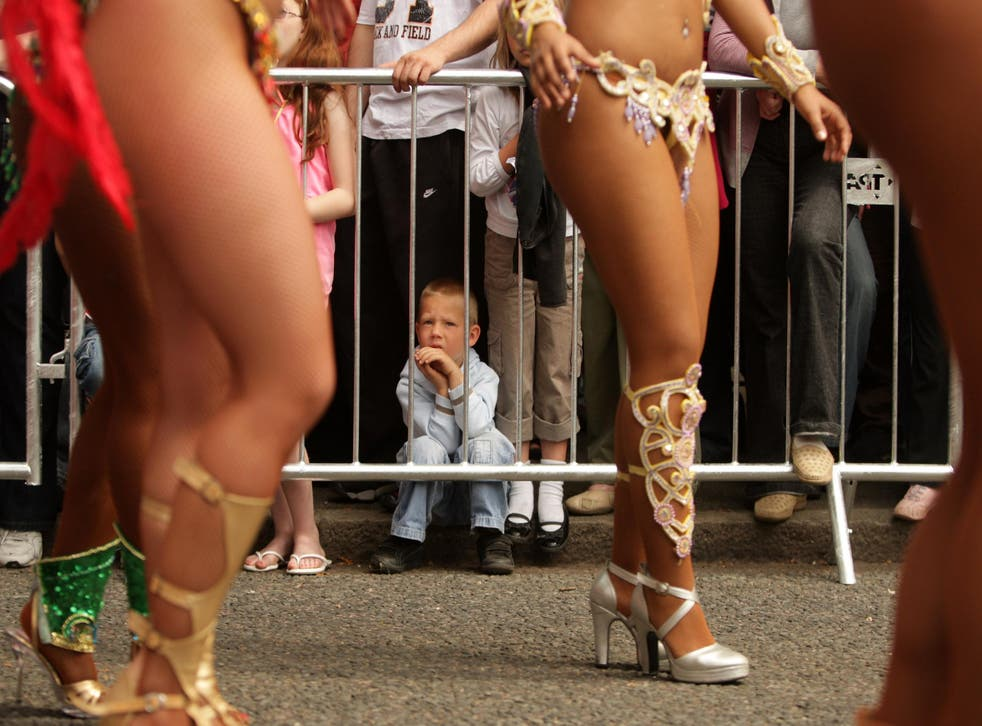 For all its downsides, the famous Luton Carnival is the largest one-day event of its kind in the UK