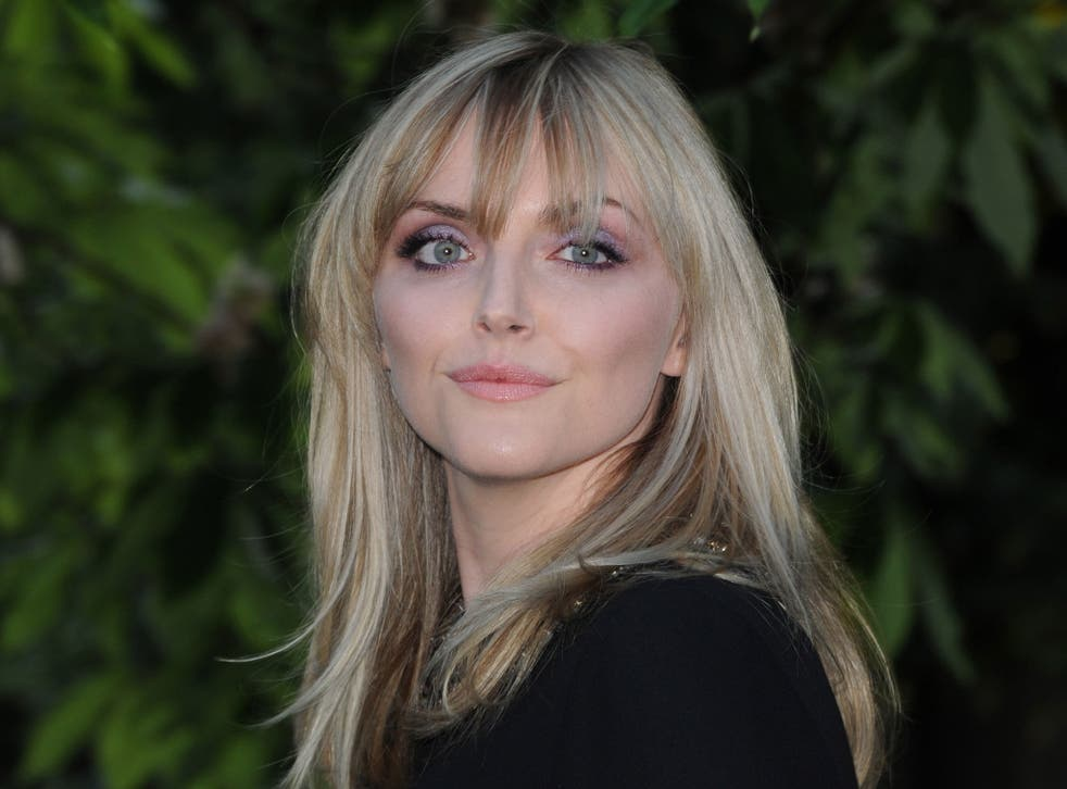 Sophie Dahl said she finds the story behind her grandfather's shunt inspiring