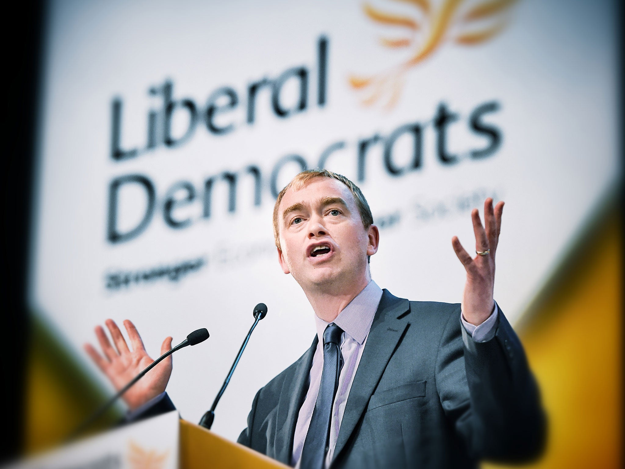 Remember the Lib Dems? They haven't forgotten what they're for