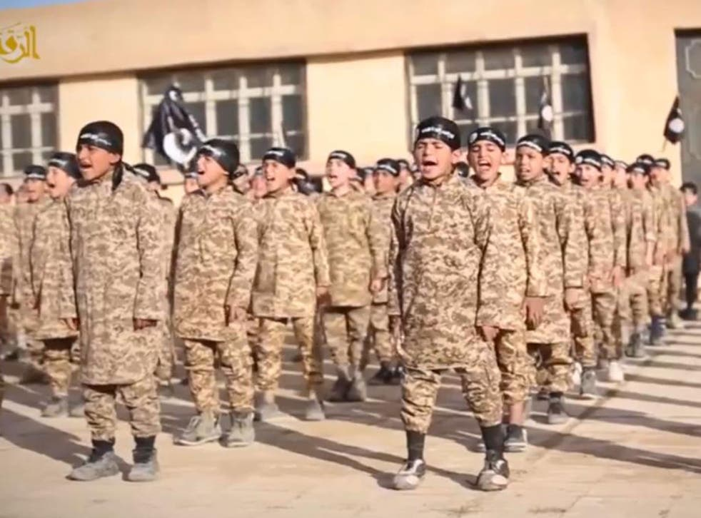 The UN has documented some of Isis's worst crimes against children