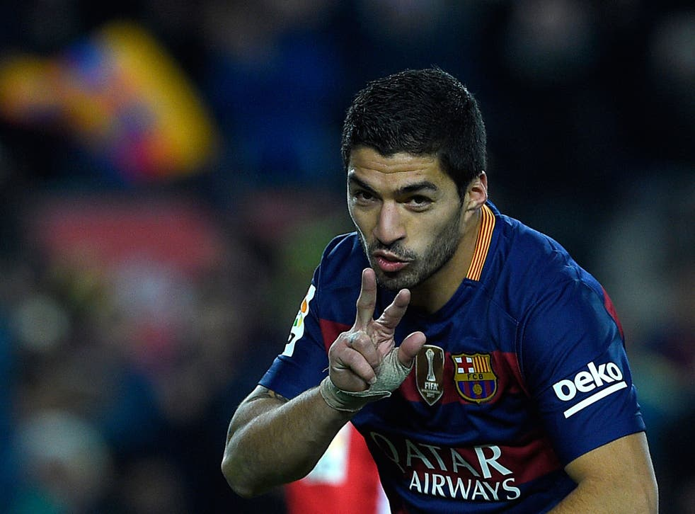 Luis Suarez was not the first choice striker for Barcelona, according to the Andoni Zubizarreta