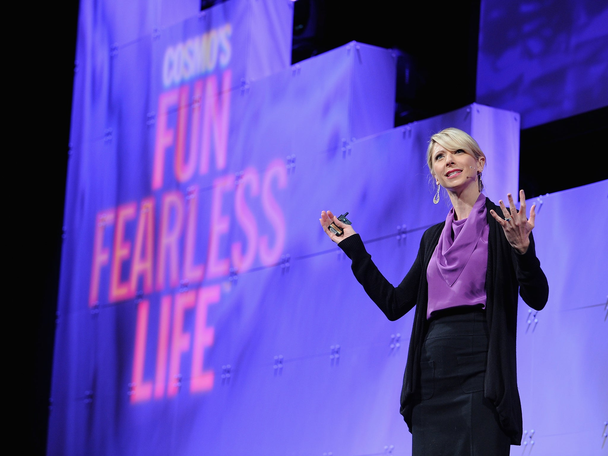 Harvard psychologist Amy Cuddy says your success in any situation hinges on three things