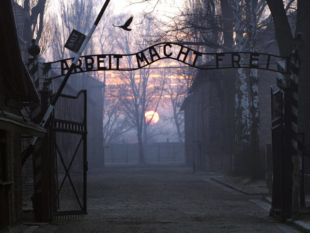 Mr Zafke's attorney insists his client did nothing criminal at Auschwitz
