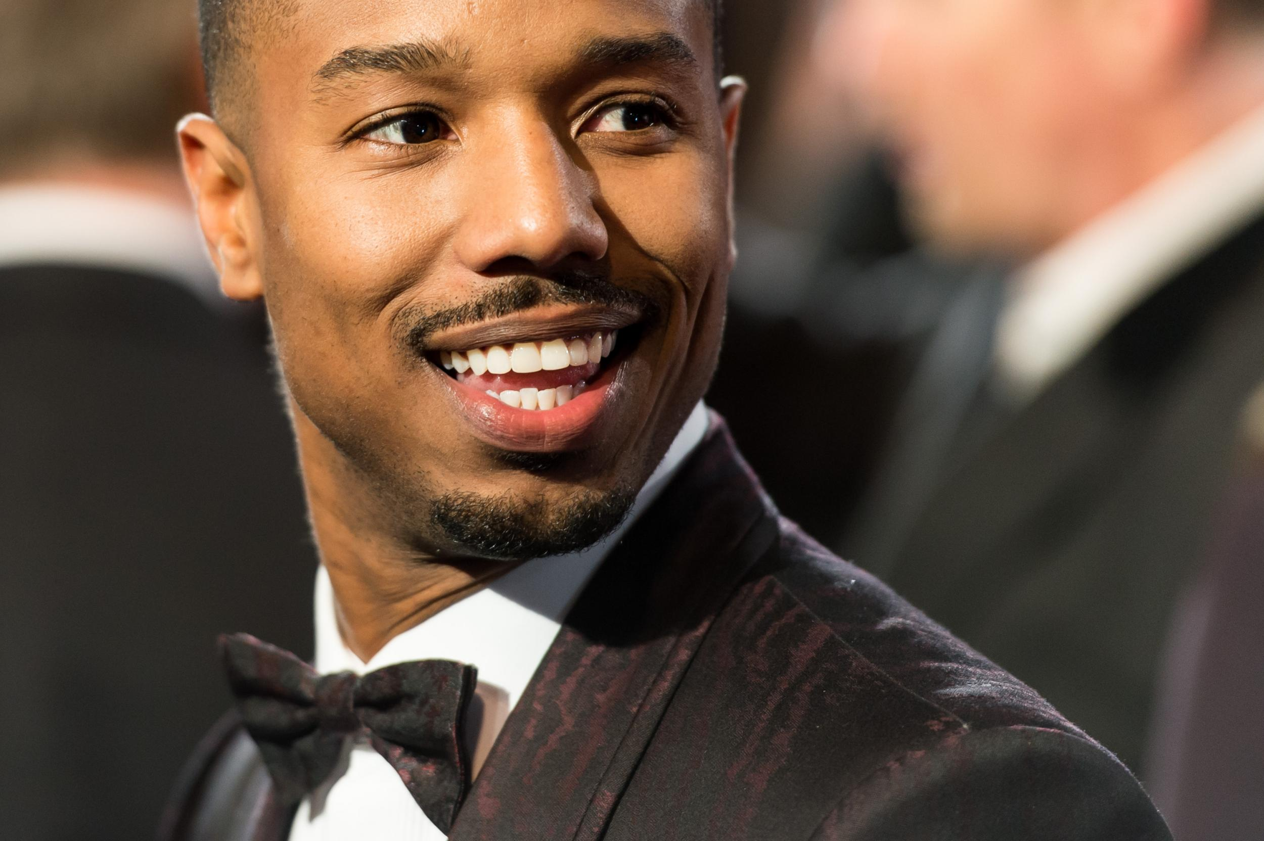 Michael Bakari Jordan born February 9 1987 is an American actor He is known for his film roles as shooting victim Oscar Grant in the drama Fruitvale Station 2013