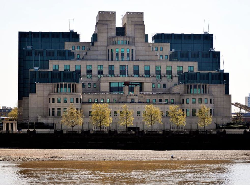 Senior staff at MI5 said the agency recruits the best people available, regardless of sexual orientation
