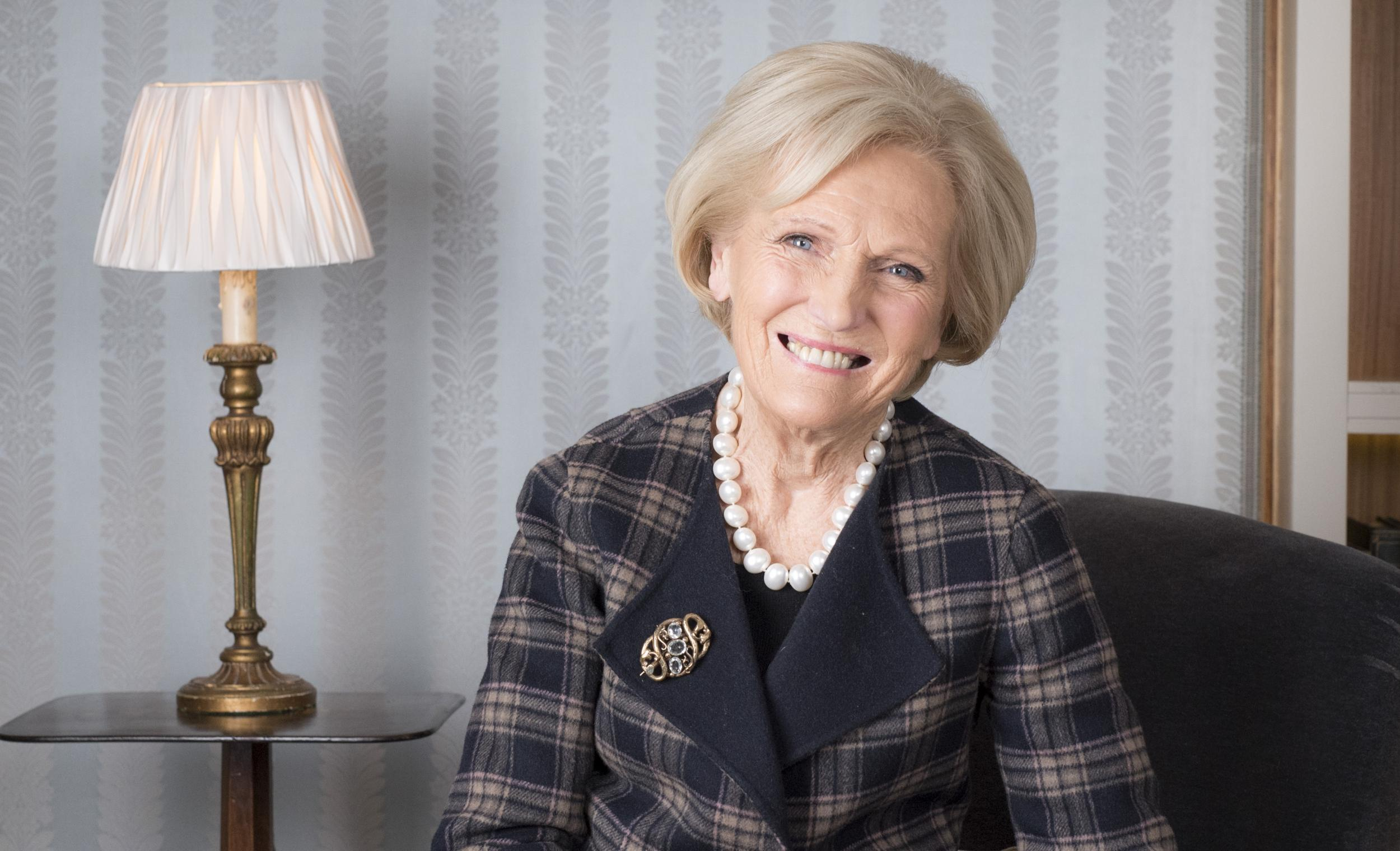 The great british bake off 39 s mary berry reveals why she for Mary berry uk