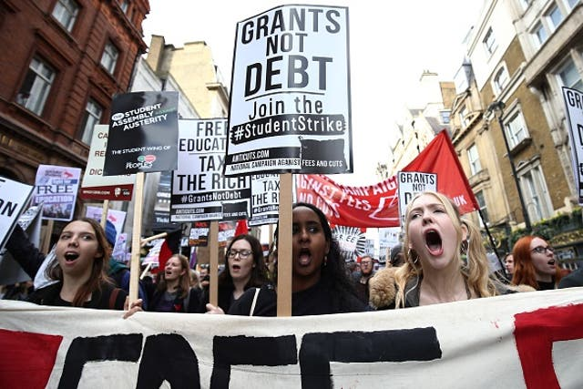 Student-led protests against the cuts and rising cost of higher education in parts of the UK have seen thousands of students become involved in politics