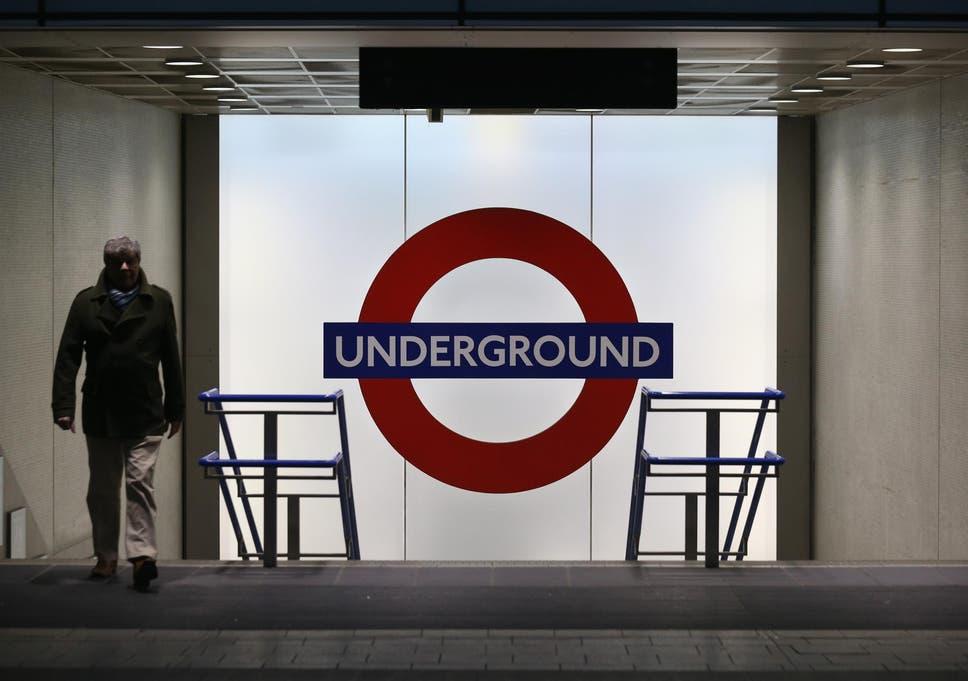 Man who dressed up as a 'suicide bomber' on London Tube