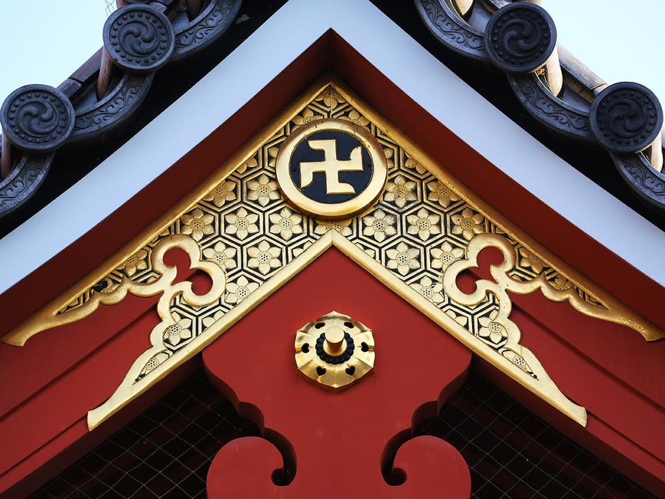 Japans Plan To Ditch Swastika As Temple Symbol On Tourist Maps