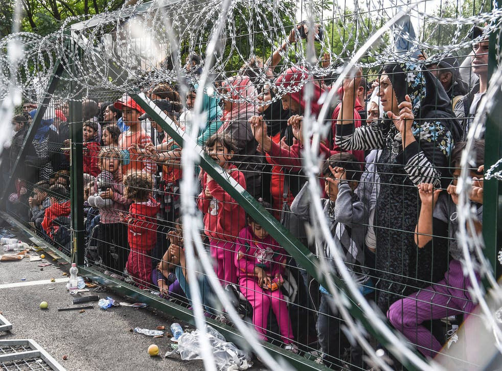 UNHCR urged European governments to do more to protect child refugees in October