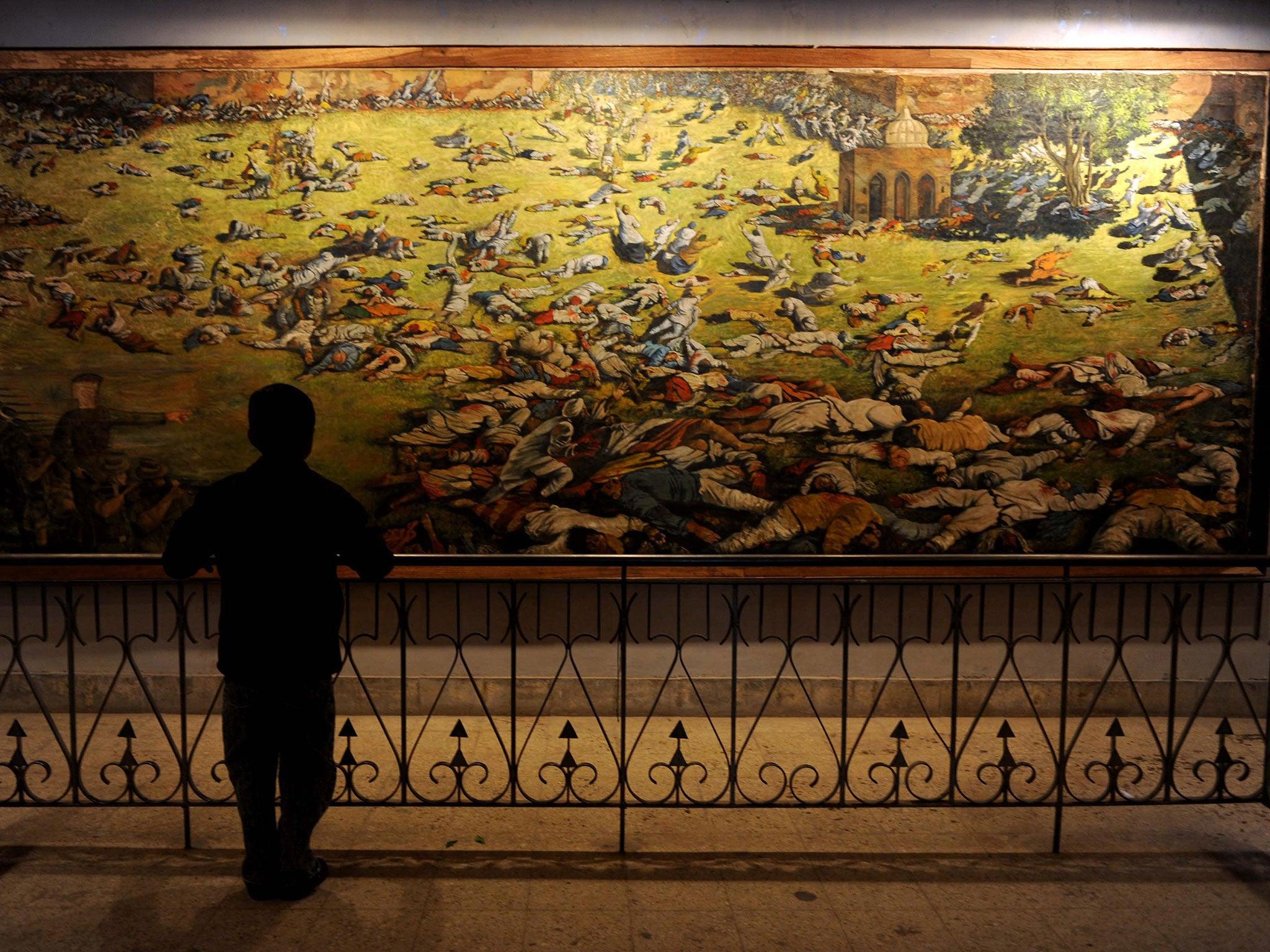 2. Amritsar massacre