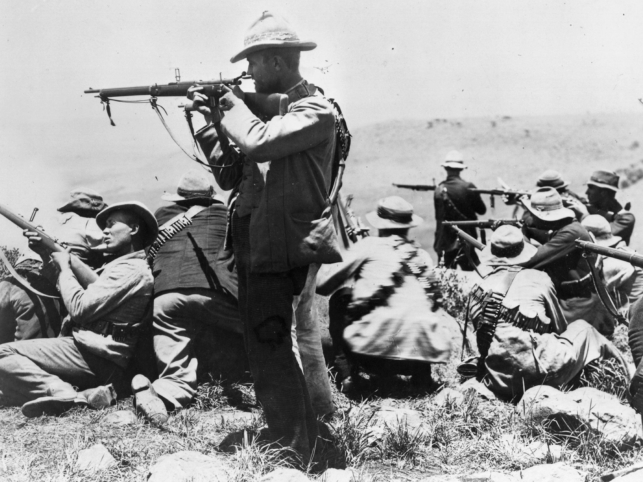 5 of the worst atrocities carried out by the British Empire