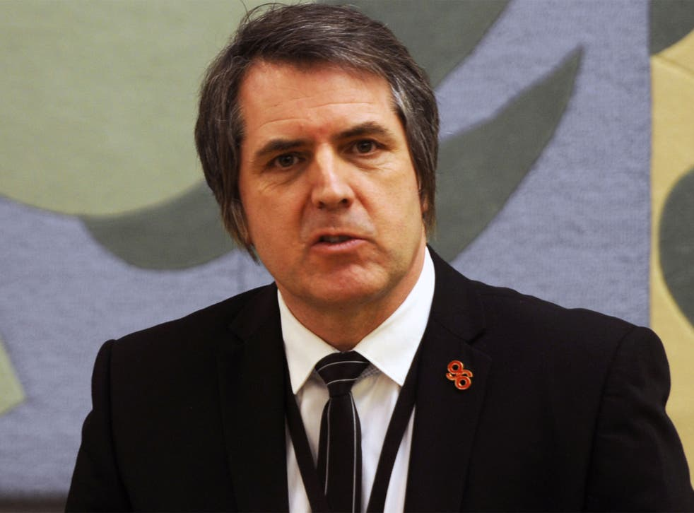 Steve Rotheram has been ejected from Labour's National Executive Committee