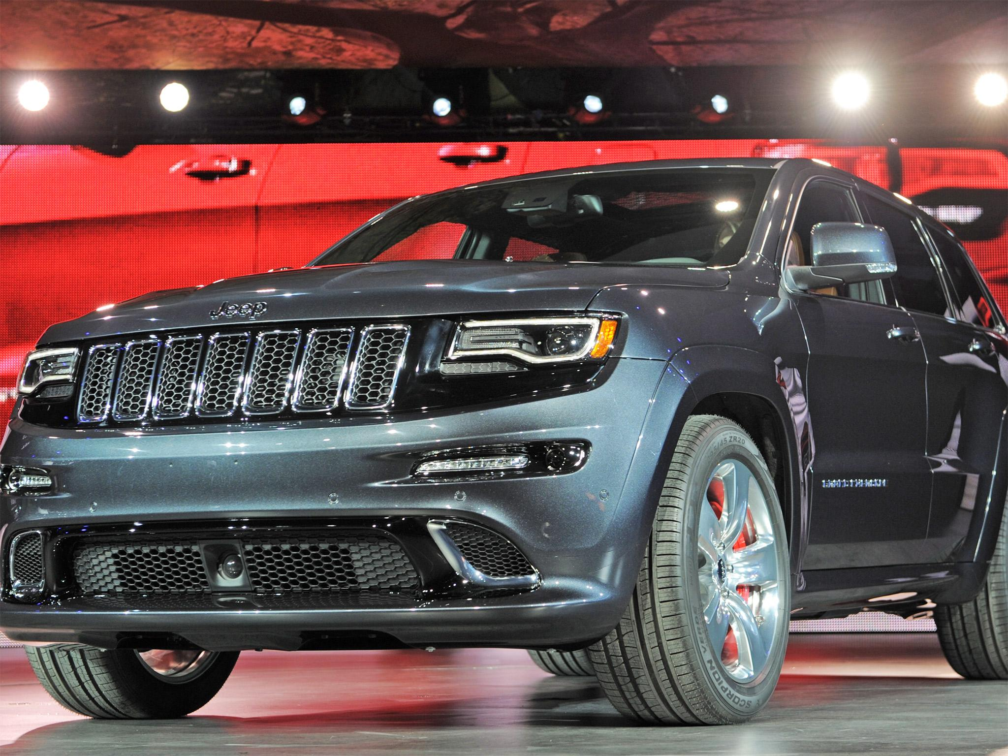 Jeep grand cherokee worst offender as 95 of uk diesels breach pollution limits the independent