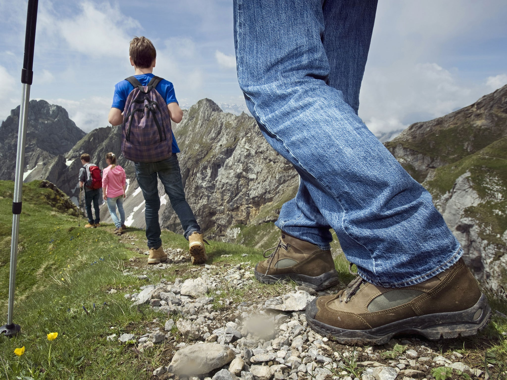 10 Best Kids Hiking Boots The Independent