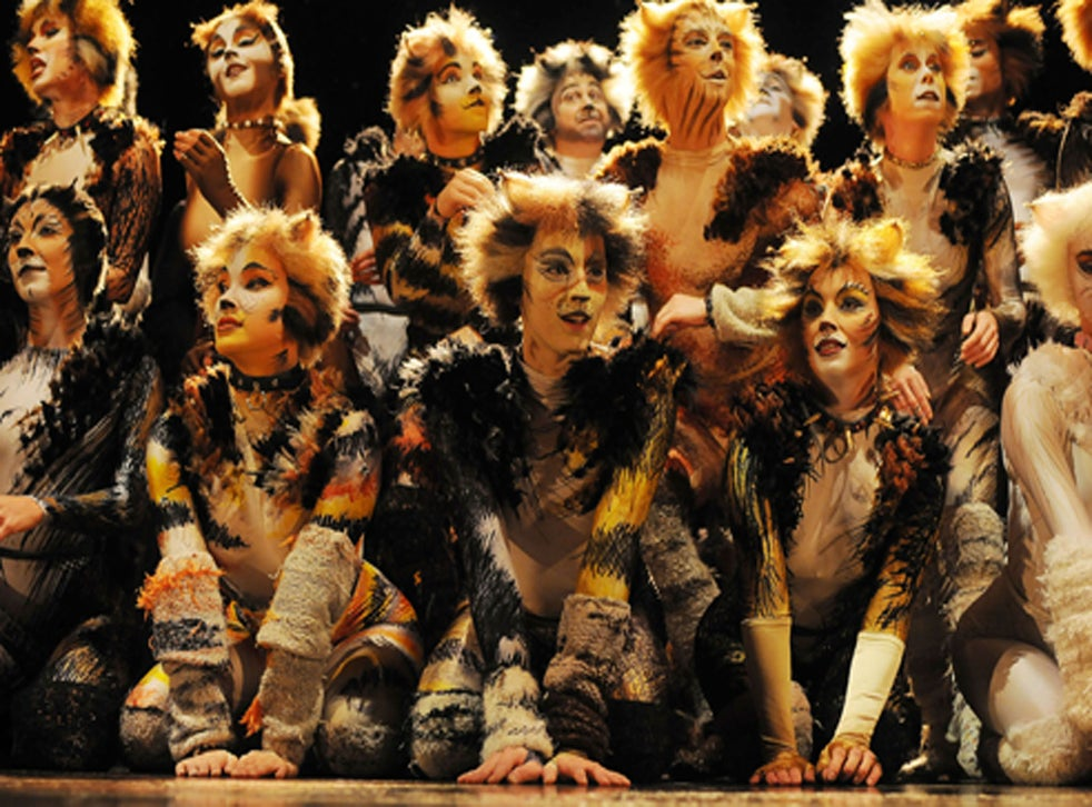 Cats Musical Returns To Broadway For First Time Since 1982 The Independent The Independent
