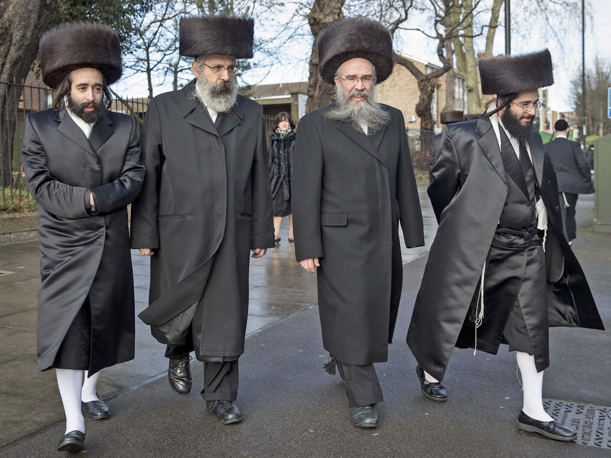 jewish single women in chalk hill Freedman's pet hate is western feminists' reading of an ultra-orthodox jewish woman or jewish mystic, haredi jews of stamford hill them on a single wage.