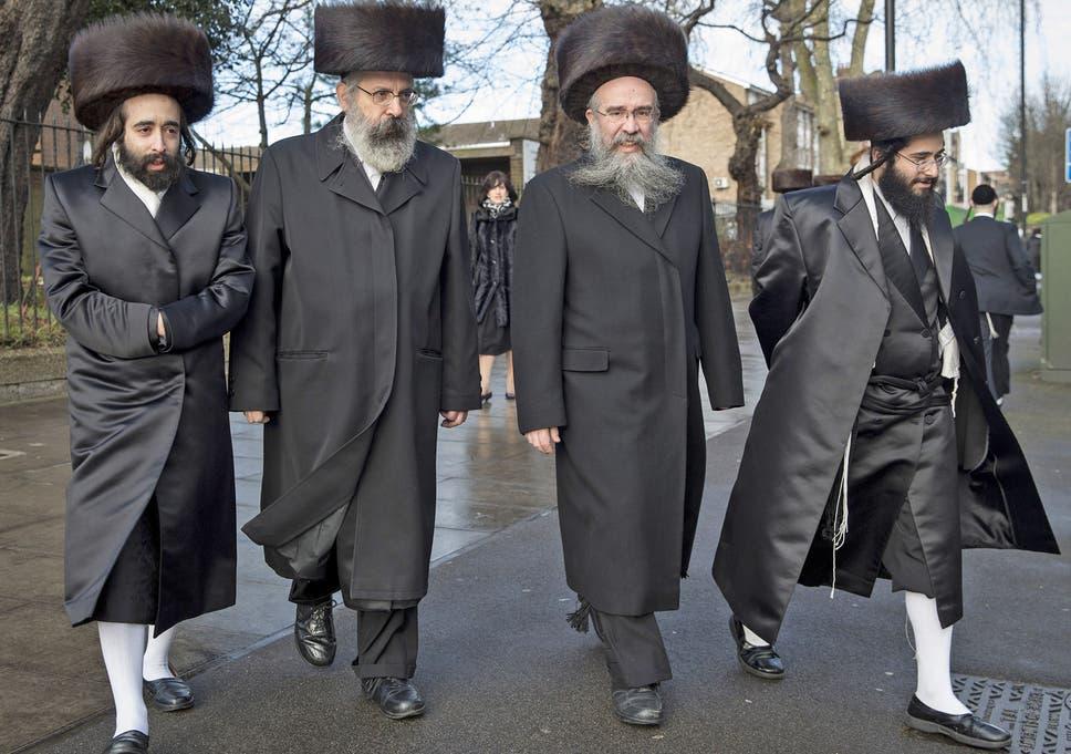 Miért szakállasok az ortodox zsidók?