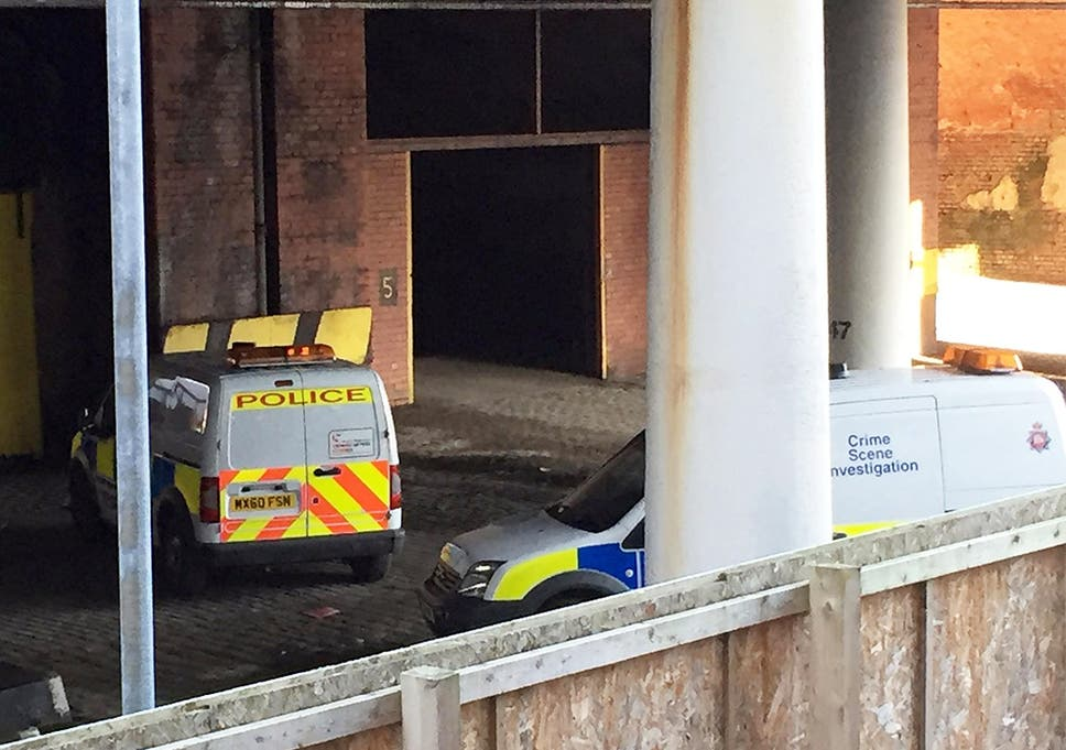 Police launch investigation after homeless man's body found