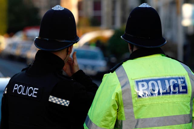 <p>Police argue that Gypsies and Travellers need a greater provision of legal sites on which to stay</p>
