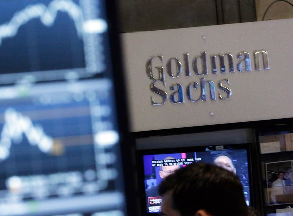 Goldman Sacchs is considering a Brexit move to Frankfurt
