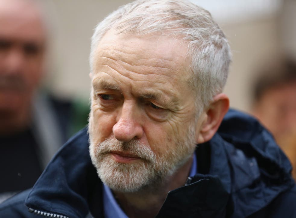 There have been reports of internal fighting in Jeremy Corbyn's inner-circle