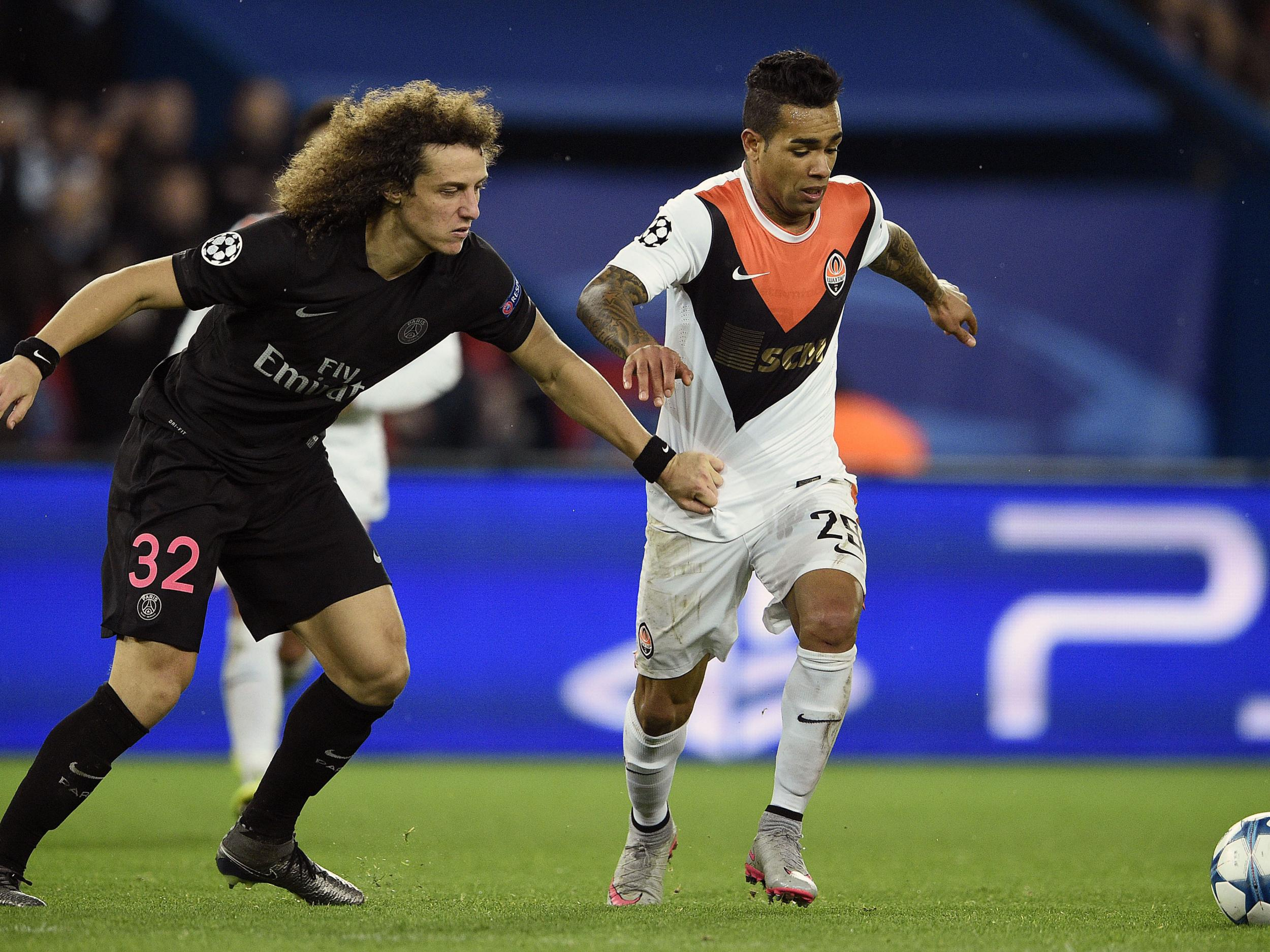 Alex Teixeira to Liverpool Who is the Shakhtar Donetsk forward