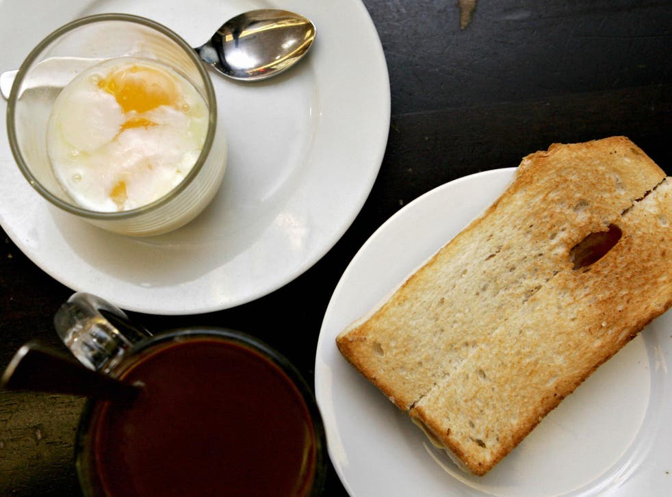 Tea and toast may go as part of a consultation into cost cutting measures