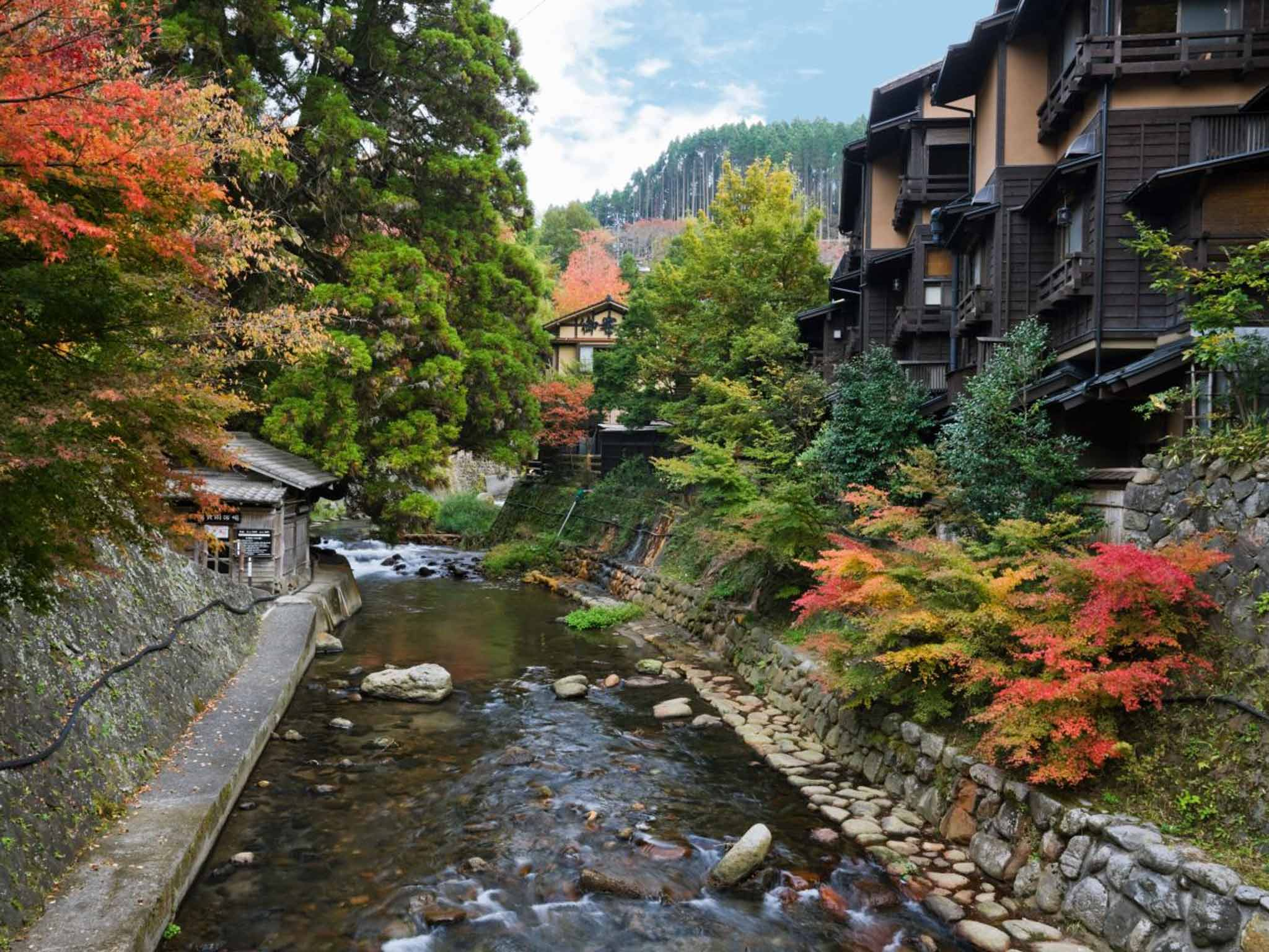Luxury train journey through Japan's secret south: All aboard for the island of Kyushu