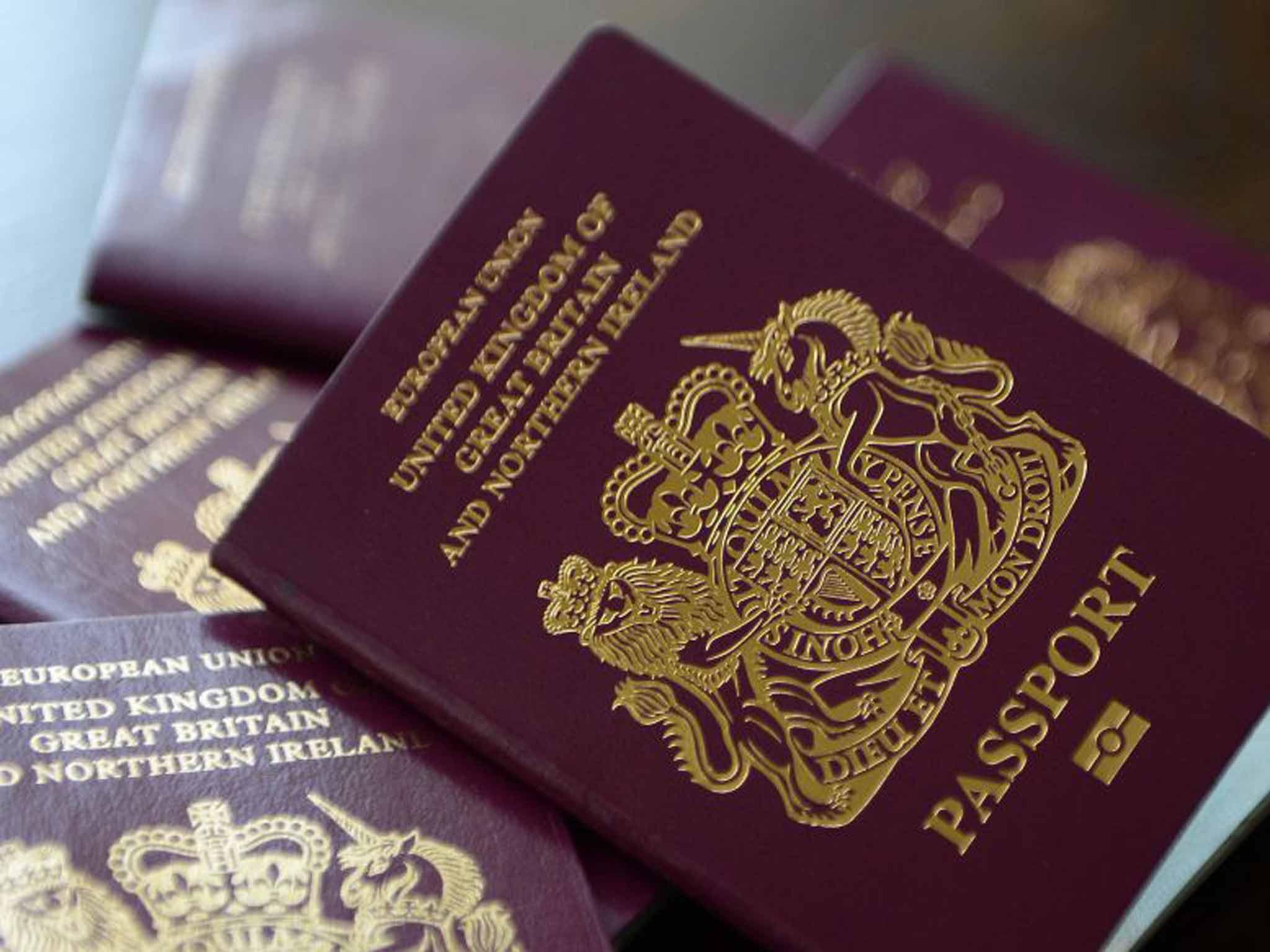 Passport Expiry Travel To Europe