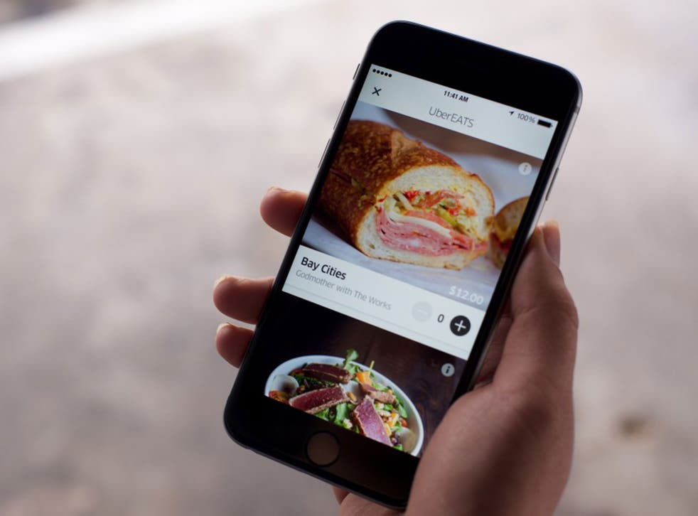 Workers are now calling for UberEats to implement payment rates equivalent to a living wage of £9.40 an hour