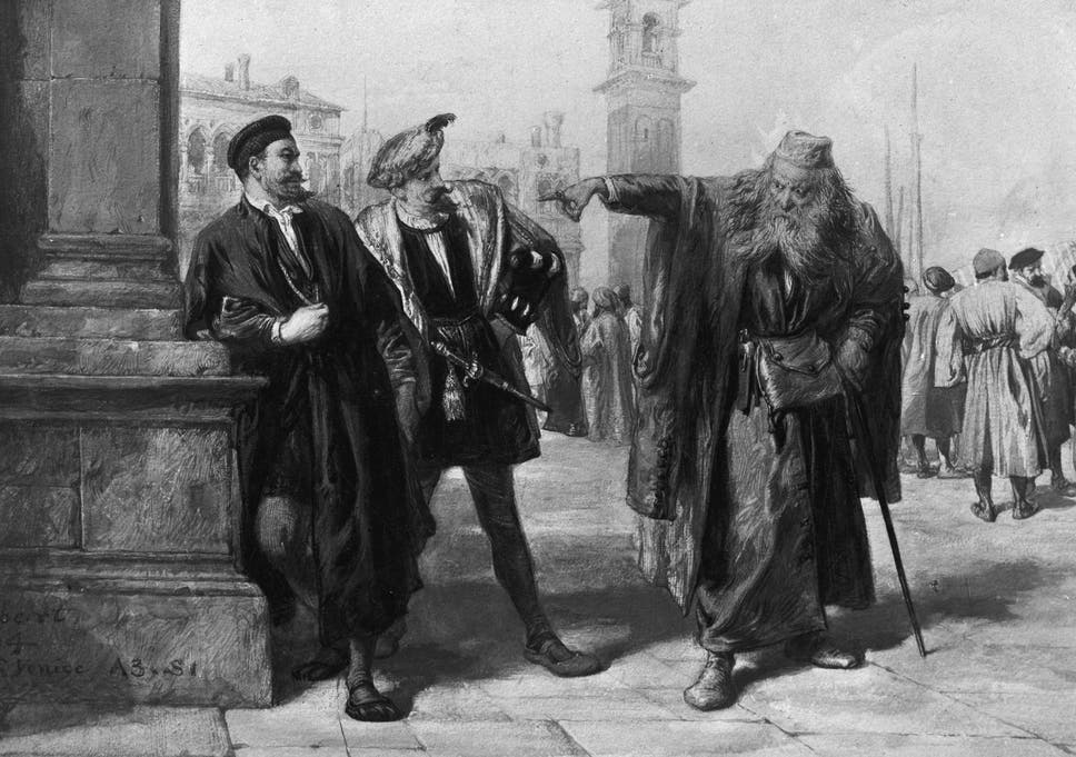 Shylock Is My Name By Howard Jacobson Book Review The Independent