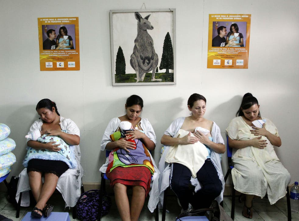 El Salvador has urged women to avoid getting pregnant until 2018