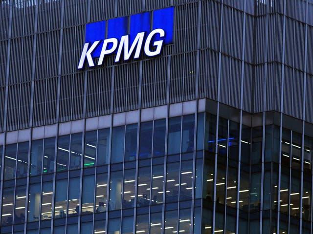 KPMG building, Canary Wharf, London