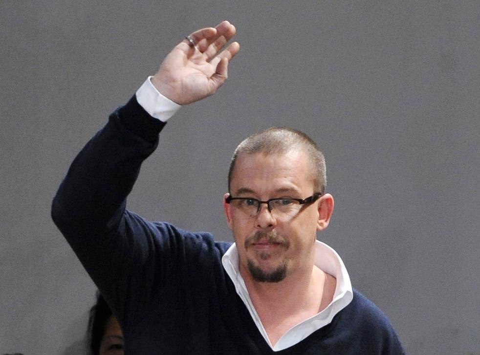 Alexander McQueen, January 2010