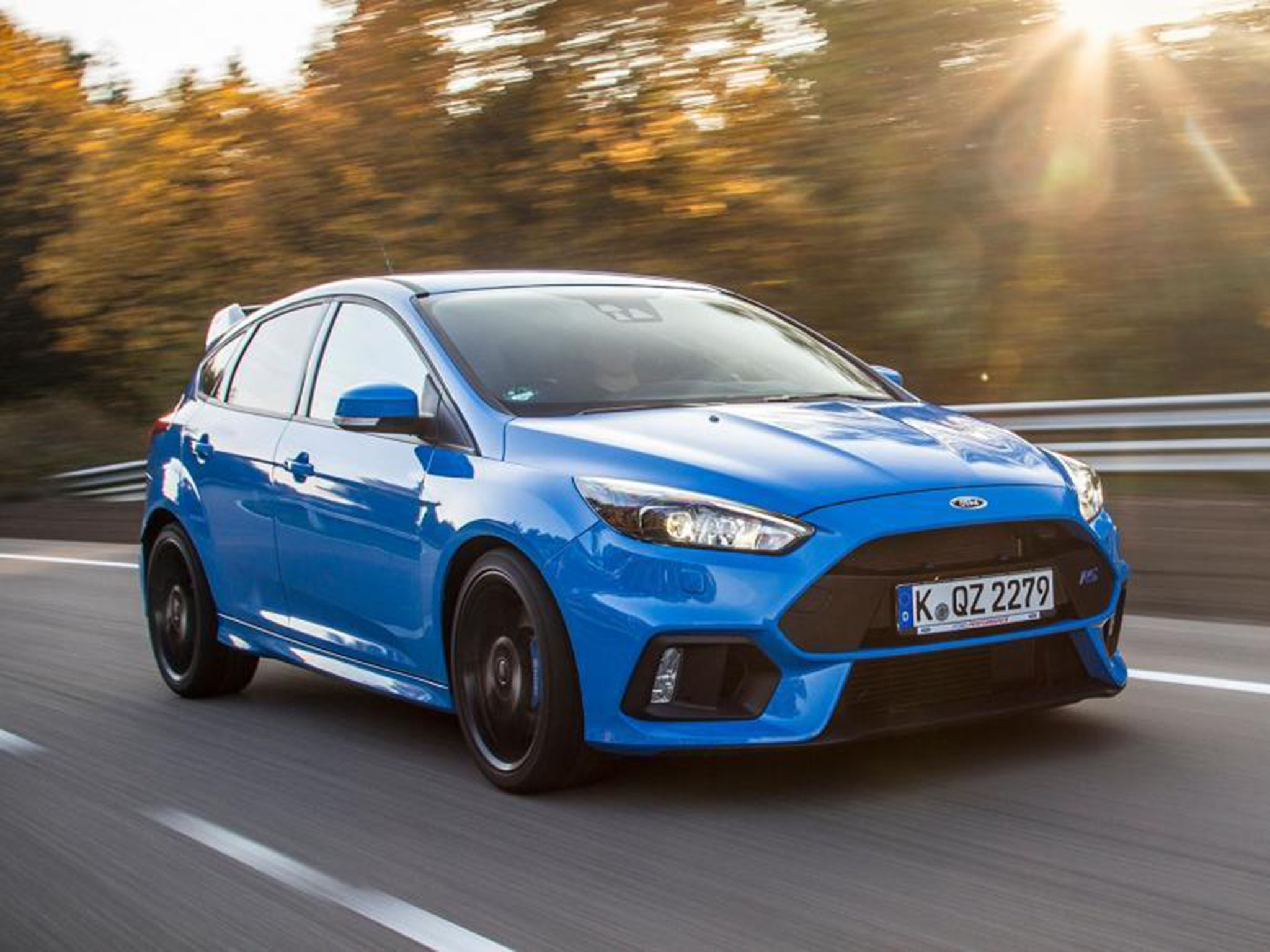 2016 Ford Focus Rs Car Review This Gives You Enormous