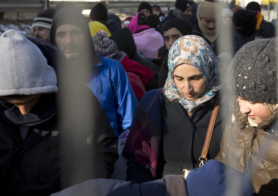 Austrian government to fine refugees that refuse to learn German and