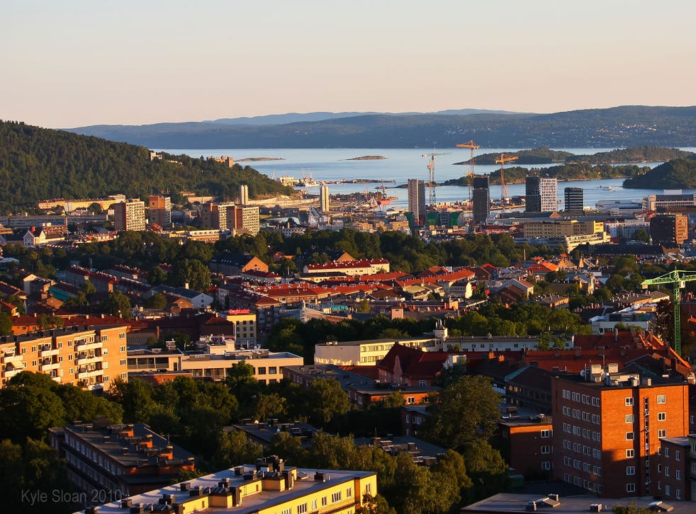 Could Oslo become Europe's first cashless capital?