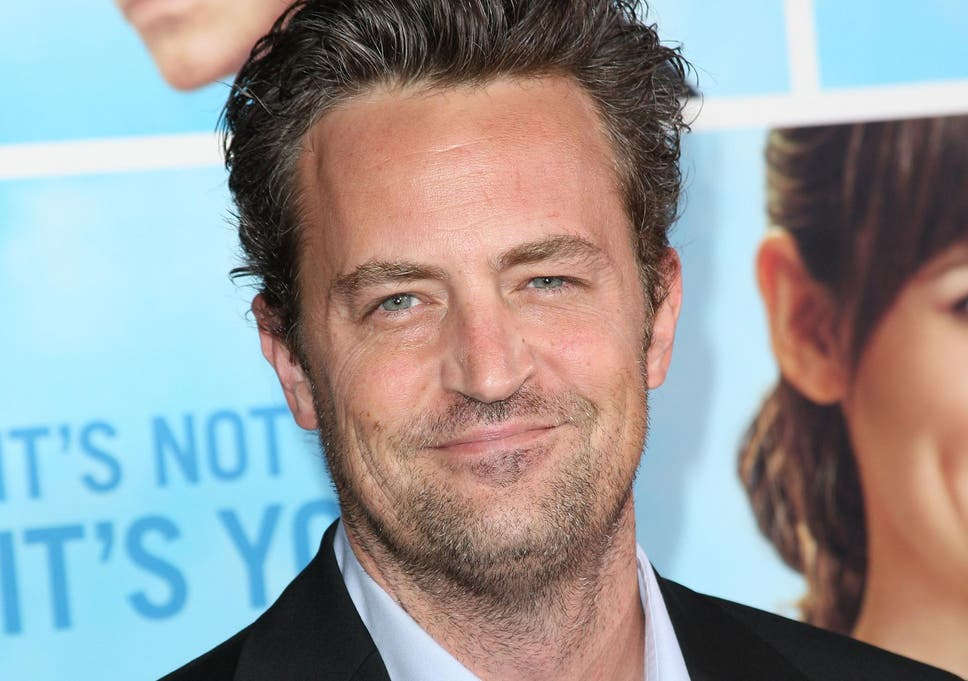 Matthew Perry Cant Remember Three Years Of Friends Because He Was