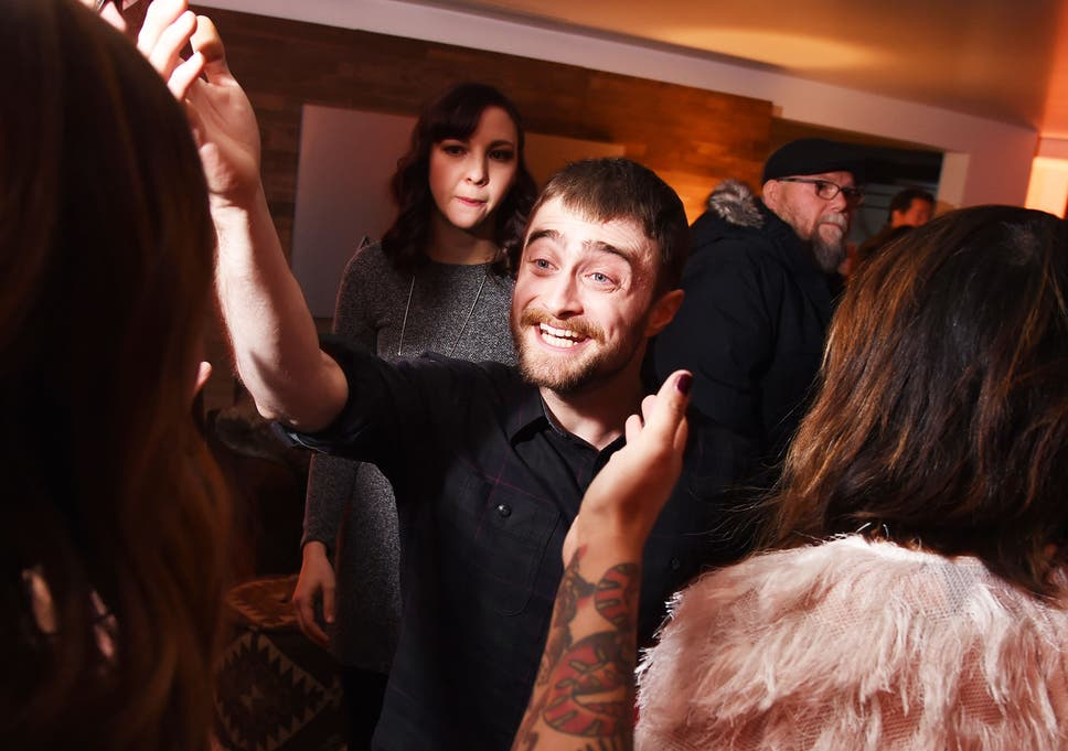 Harry Potter Star Daniel Radcliffe S Latest Role As Farting Corpse