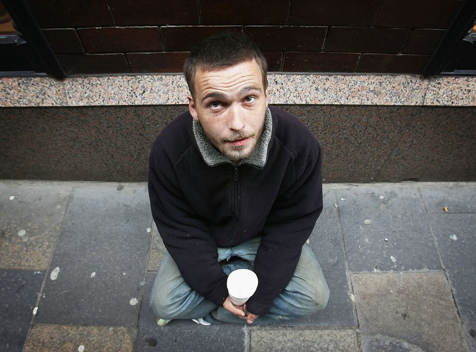 Since 2010, homelessness has gone up by just under a third