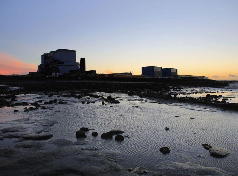 The government persuaded China to invest heavily in Hinkley Point, pictured, to fill a funding shortfall