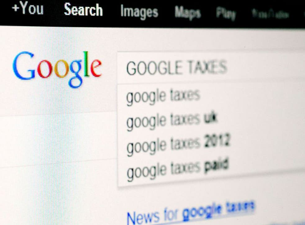 Google has agreed to pay £130m in back taxes